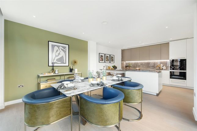 Thumbnail Terraced house for sale in Lyons Place, London