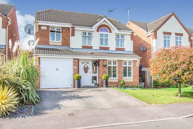 Thumbnail Detached house for sale in Somin Court, Balby, Doncaster