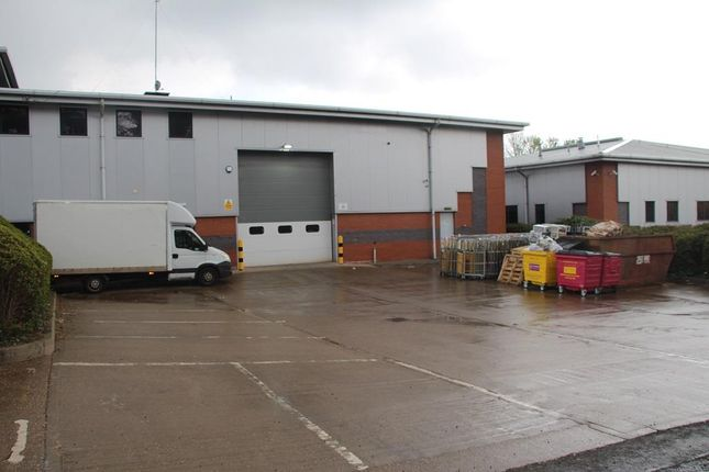 Thumbnail Light industrial to let in Unit 3 Trafford Park Industrial Estate, Trescott Road, Redditch, Worcestershire