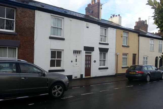 Thumbnail Terraced house to rent in Chapel Street, Ormskirk, Lancashire