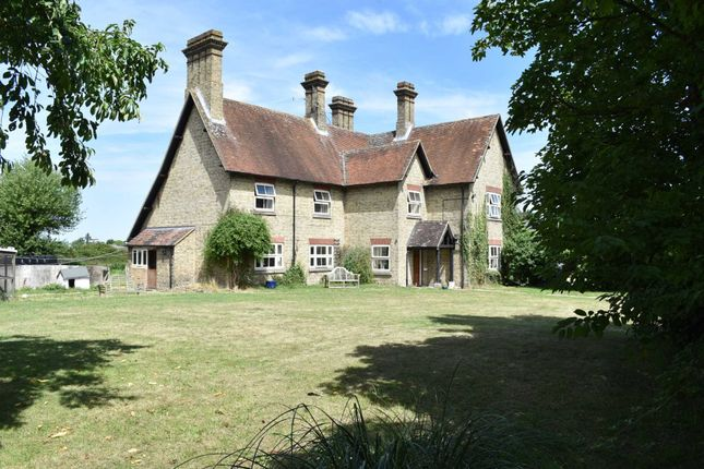 Thumbnail Farmhouse for sale in Ford End, Ivinghoe, Leighton Buzzard