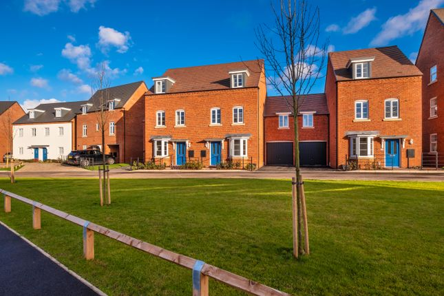 """Thumbnail Detached house for sale in """"Teddesley"""" at Wedgwood Drive, Barlaston, Stoke-On-Trent"""