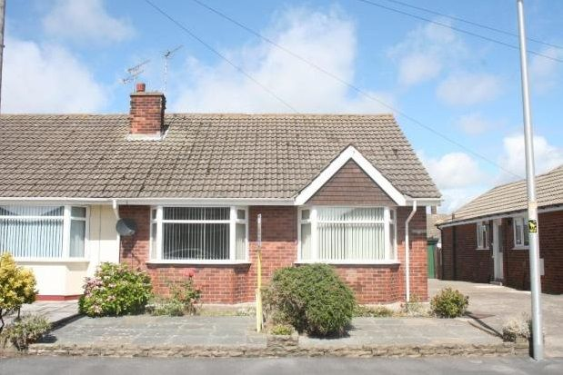 Thumbnail Bungalow to rent in Rockville Avenue, Thornton-Cleveleys