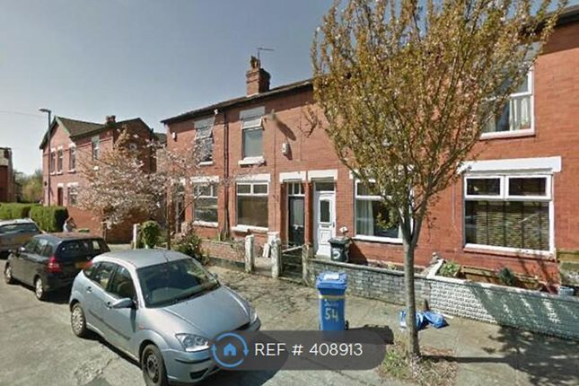 Thumbnail Terraced house to rent in Hammett Road, Manchester