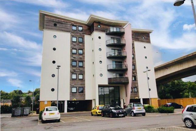 Thumbnail Flat to rent in Beatrix House, Watkiss Way, Victoria Wharf