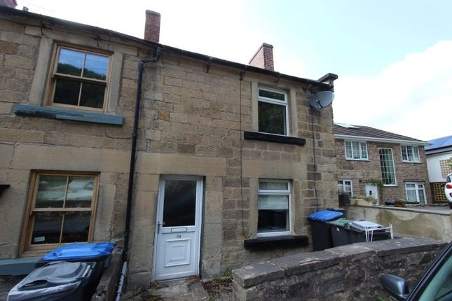 Thumbnail Cottage to rent in Starkholmes Road, Matlock, Derbyshire