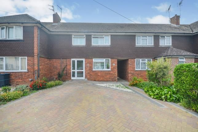 Thumbnail Terraced house for sale in Mead Road, Willesborough, Ashford, Kent