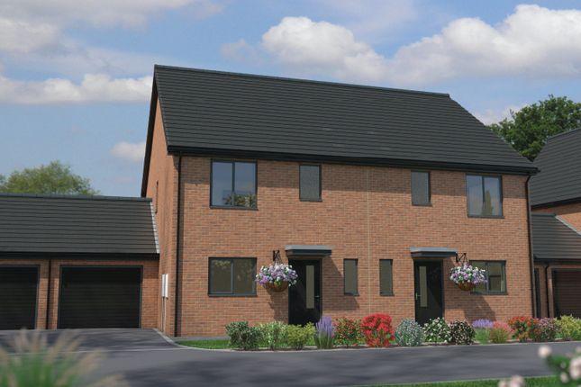 Thumbnail Semi-detached house for sale in Saltshouse Road, Ings, Hull