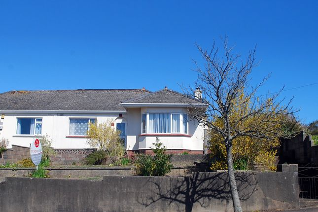 Thumbnail Semi-detached bungalow for sale in Quinta Road, Babbacombe, Torquay