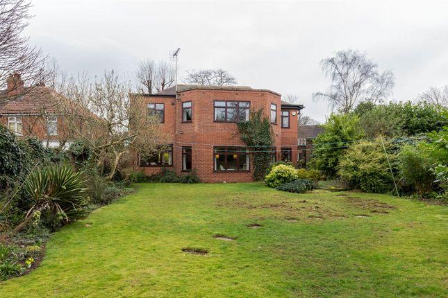 Thumbnail Detached house for sale in Park Drive, Sprotbrough, Doncaster