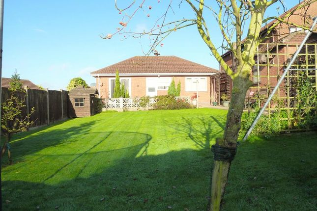 3 bed detached bungalow for sale in Erebus Close, Spilsby
