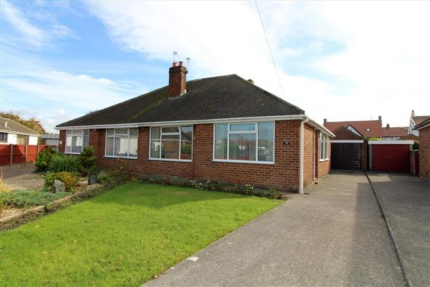 Thumbnail Bungalow for sale in Gorse Avenue, Thornton Cleveleys