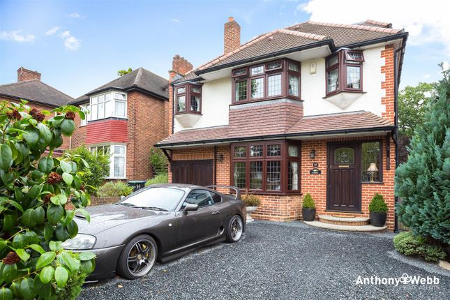 Thumbnail Detached house for sale in Oakwood Park Road, London