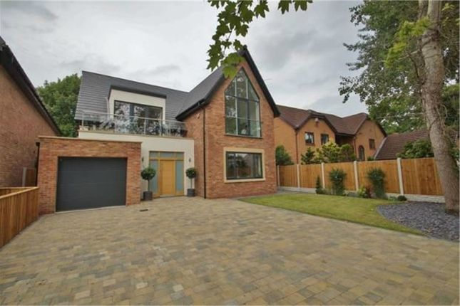 Thumbnail Detached house for sale in The Hillside, Golf Road, Freshfield, Liverpool, Merseyside