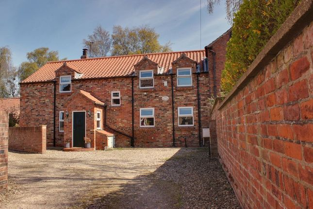 Thumbnail Semi-detached house for sale in Fletchers Row, Main Street, Long Riston, Hull