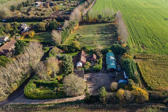 Thumbnail Detached bungalow for sale in West Beckham, Holt