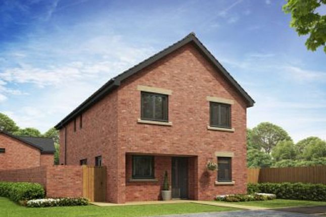 Thumbnail Detached house for sale in Salutation Road, Darlington, County Durham