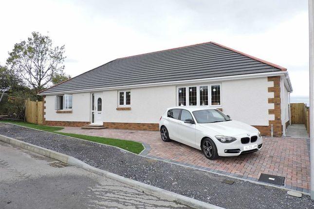 Thumbnail Detached bungalow for sale in Clos Nant-Y-Ci, Saron, Ammanford