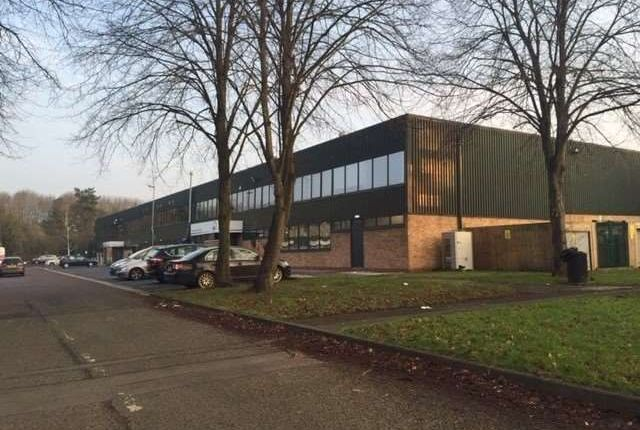 Thumbnail Commercial property for sale in Padgetts Lane, Redditch, Worcetsershire