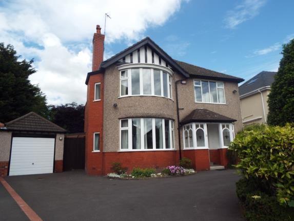 Thumbnail Detached house for sale in Primrose Road, Calderstones, Liverpool, Merseyside