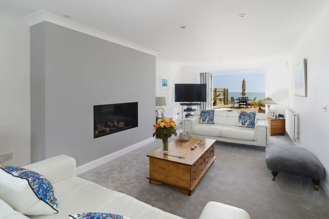 Living Room of Lower Corniche, Hythe CT21
