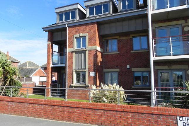 Thumbnail Flat for sale in Marple Close, Blackpool