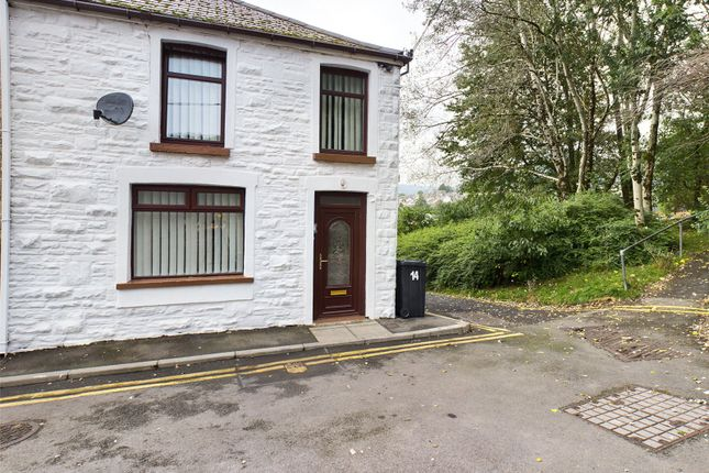 3 bed end terrace house for sale in James Street, Abertillery, Gwent NP13