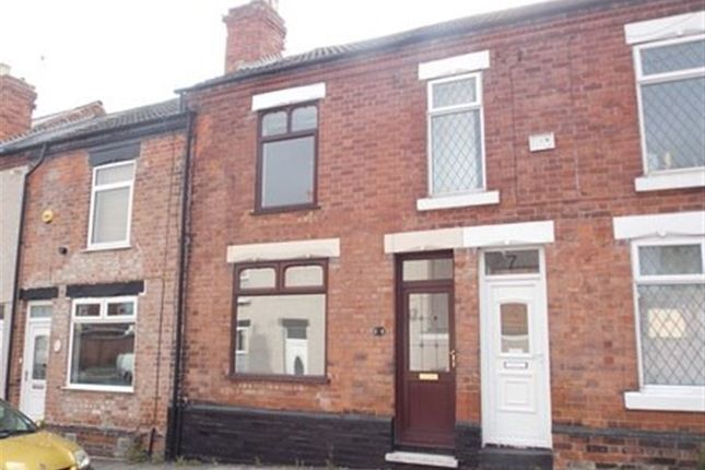 Thumbnail Terraced house to rent in Antill Street, Stapleford, Nottingham