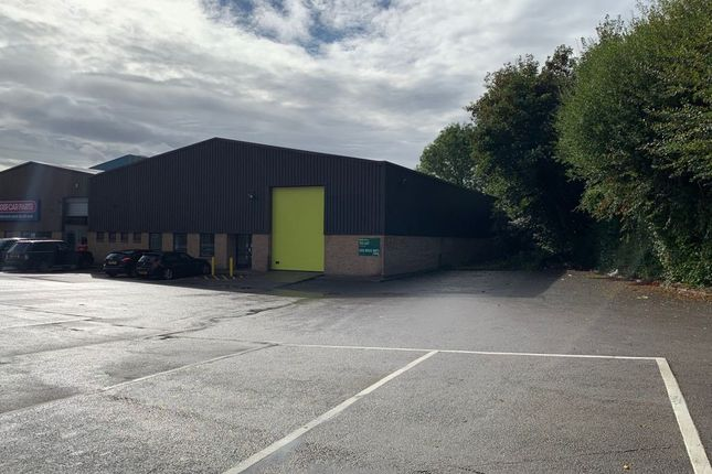 Thumbnail Industrial to let in Goodwood Road, Eastleigh