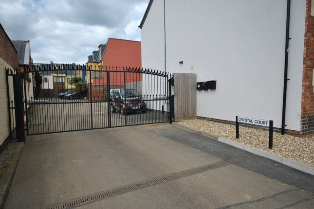 Detached house for sale in Plot 4, Crystal Court, Stamford Road, Kettering, Northamptonshire