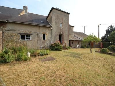 Thumbnail Property for sale in La-Rouaudiere, Mayenne, France