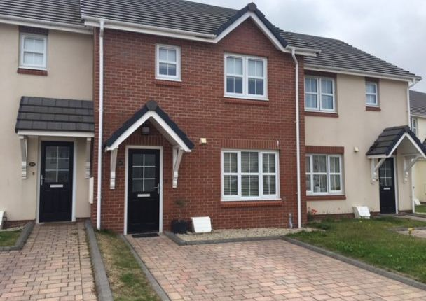 Thumbnail End terrace house to rent in 10 Mcleods, Ramsey Road, Peel