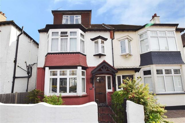 Thumbnail Semi-detached house for sale in Somerville Gardens, Leigh-On-Sea, Essex