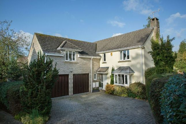 Thumbnail Detached house for sale in Sidcot Drive, Winscombe