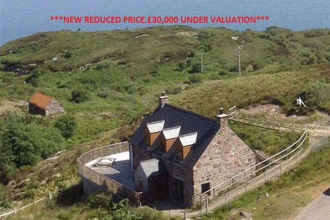 Thumbnail Cottage for sale in Arrina, Strathcarron