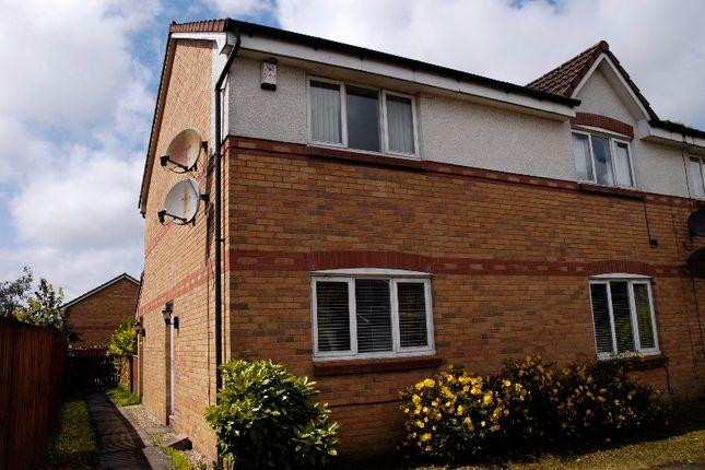 Thumbnail Flat to rent in Shiskine Drive, Kilmarnock, East Ayrshire