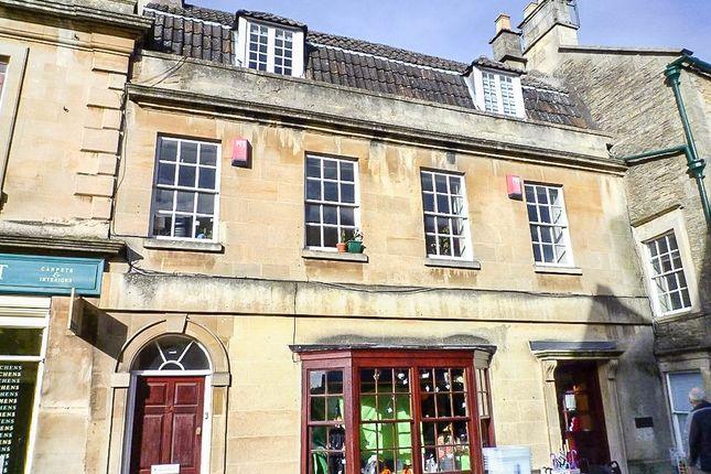 Thumbnail Maisonette to rent in High Street, Corsham