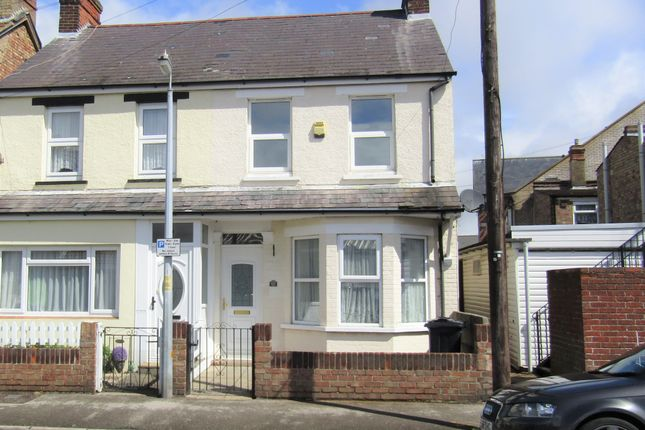 Thumbnail Semi-detached house to rent in Herbert Road, Clacton-On-Sea