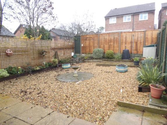 Garden of Twyford Way, Canford Heath, Poole BH17
