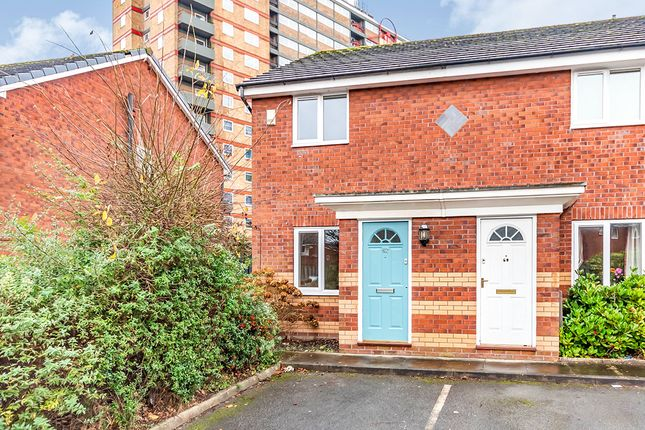 Front Aspect of Angora Drive, Salford, Greater Manchester M3