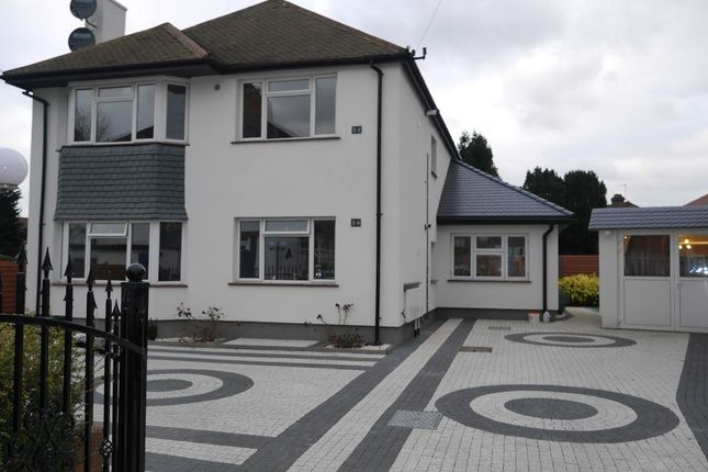 Thumbnail Maisonette to rent in North Road, West Wickham