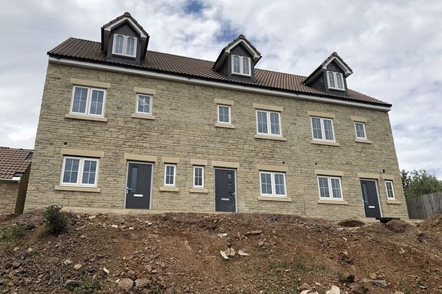 Thumbnail Terraced house for sale in Valley View, Cobblers Way, Radstock