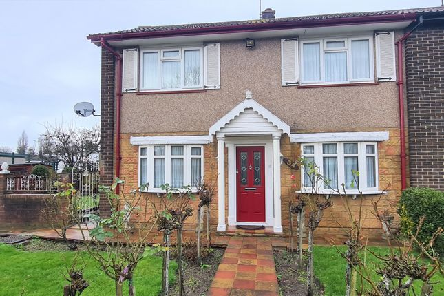 End terrace house for sale in Pulham Avenue, London