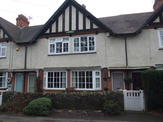 Thumbnail Terraced house for sale in Nanpantan Road, Nanpantan, Loughborough, Leicestershire