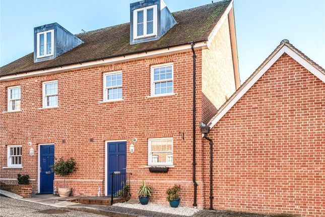 Thumbnail Semi-detached house for sale in Hankins Court, Jacklyns Lane, Alresford, Hampshire