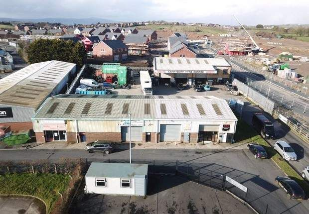 Thumbnail Warehouse for sale in Units 1, Edgar Industrial Estate, Comber Road, Carryduff, County Down