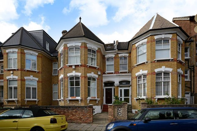 Thumbnail Flat to rent in Osbaldeston Road, Upper Clapton, London