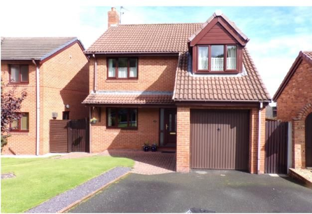Thumbnail Detached house for sale in Ffordd Tan'r Allt, Abergele, Conwy, North Wales