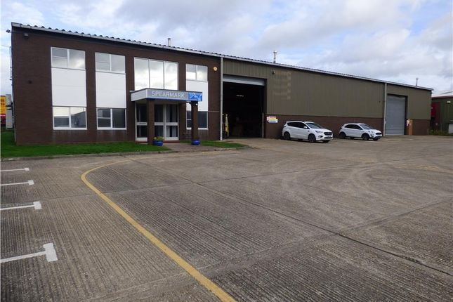 Thumbnail Light industrial to let in Unit 2A Howard Road, Eaton Socon, St. Neots, Cambridgeshire