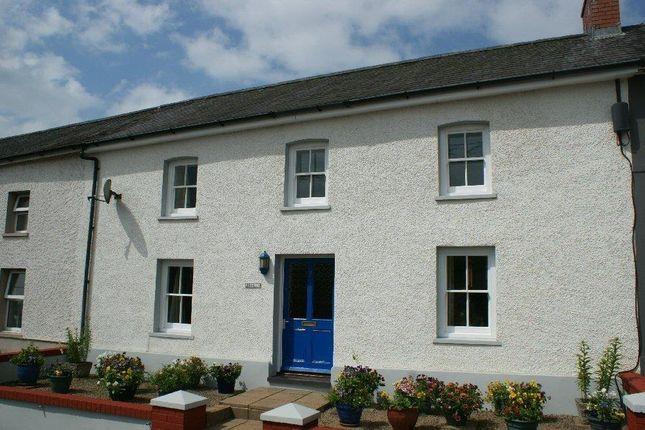 Thumbnail Terraced house for sale in 3 Well Street, Llandysul
